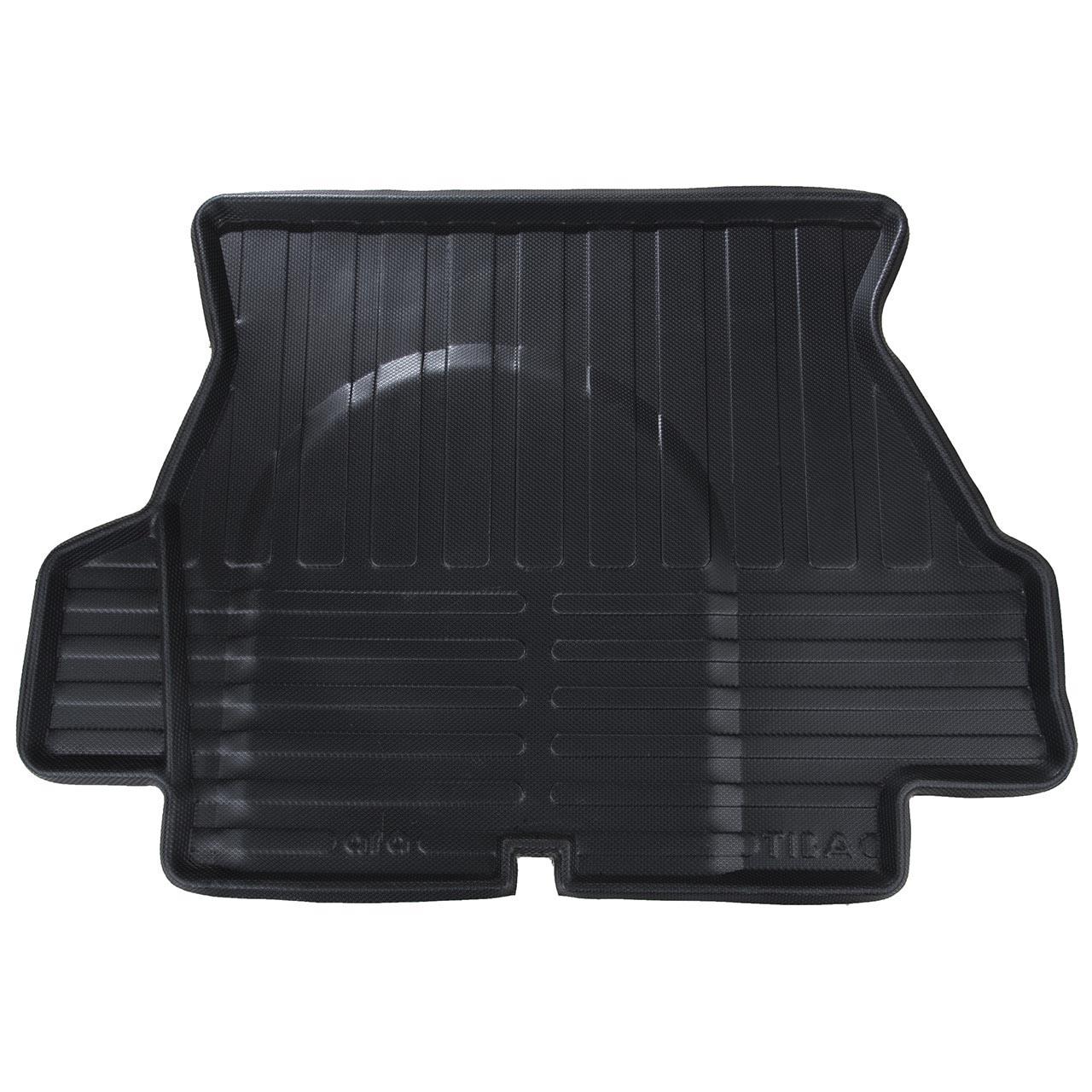 کفپوش سه بعدی صندوق خودرو آرا مدل اطلس مناسب برای تیبا صندوق دار