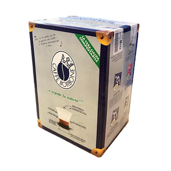 پد قهوه کافه بربن مدل BLU بسته 150 عددی