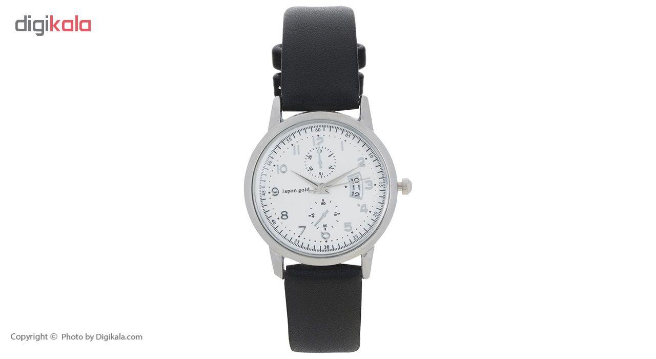 ساعت زنانه برند ژاپن گلد مدل Zw04