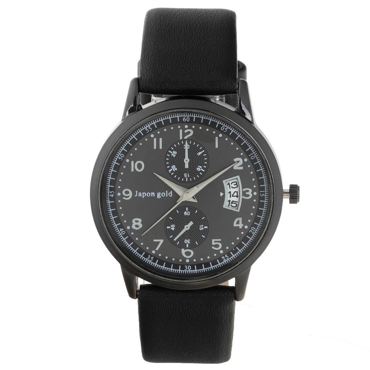 ساعت مچی عقربه ای ژاپن گلد مدل Zm06