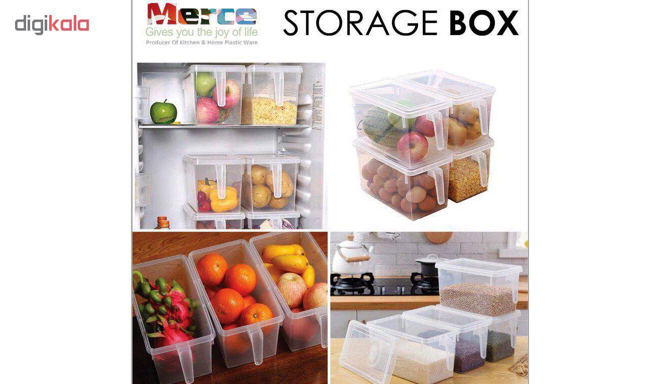 باکس نگهدارنده و نظم دهنده یخچال مدل مرسه main 1 1