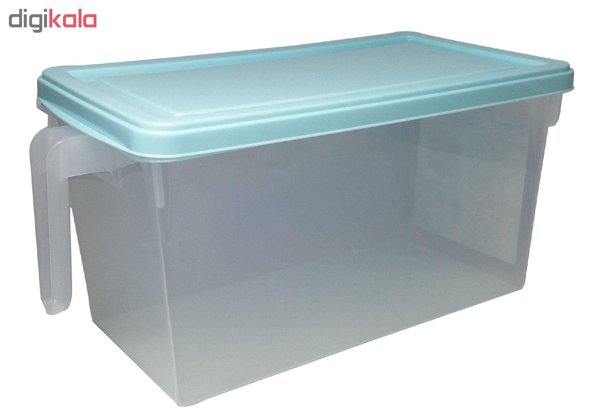 باکس نگهدارنده و نظم دهنده یخچال مدل مرسه main 1 2