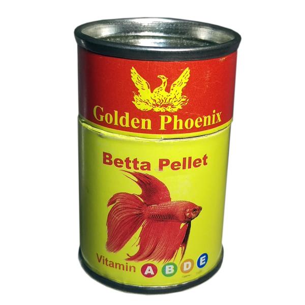 غذای ماهی فایتر گلدن  فونیکس مدل بتا پلیت ویتامینه  20 گرم