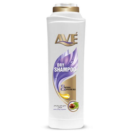 شامپو موهای خشک بنفش اوه مقدار 400 گرم