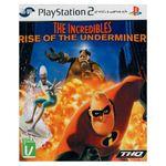 بازی The Incredibles مخصوص PS2