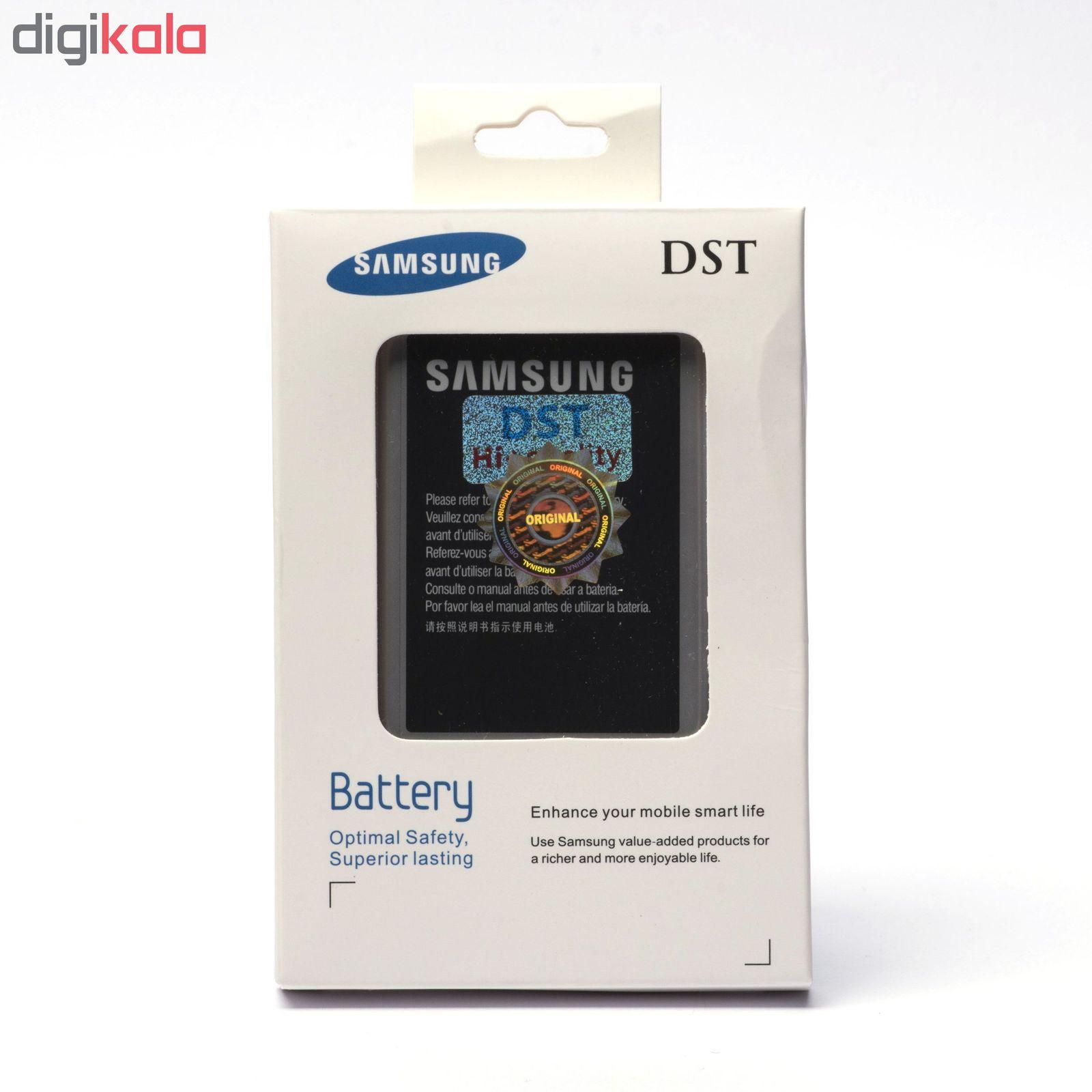 باتری موبایل مدل Galaxy S5 با ظرفیت 2800mAh مناسب برای گوشی موبایل سامسونگ Galaxy S5 main 1 1