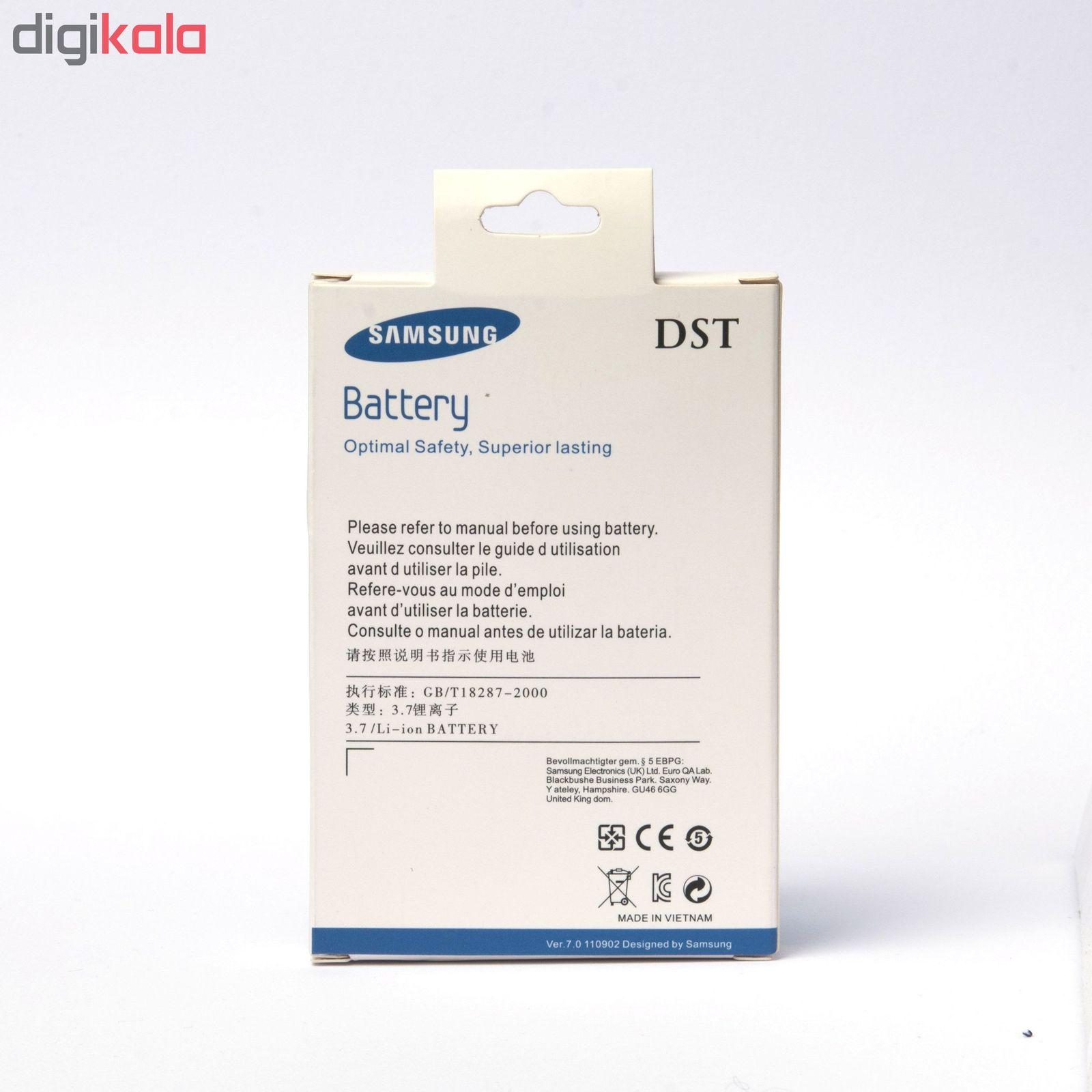باتری موبایل مدل Galaxy S5 با ظرفیت 2800mAh مناسب برای گوشی موبایل سامسونگ Galaxy S5 main 1 2
