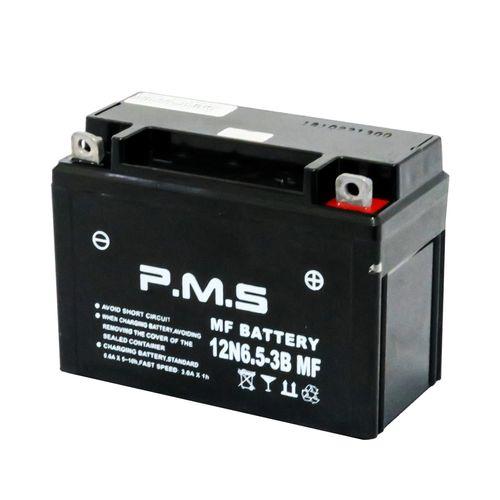 باتری موتور سیکلت پی ام اس مدل 12V7 مناسب برای بنلی 150 و ویو