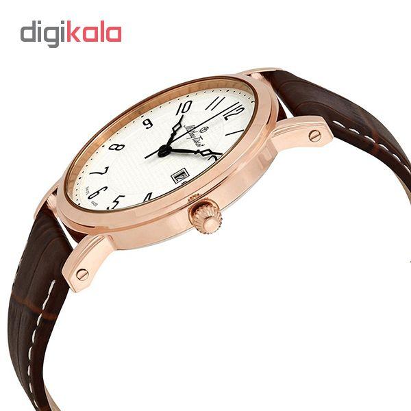 خرید ساعت مچی عقربه ای مردانه متی تیسوت HB611251PG