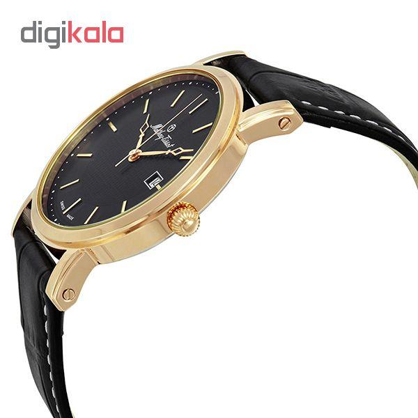 خرید ساعت مچی عقربه ای مردانه متی تیسوت HB611251PN