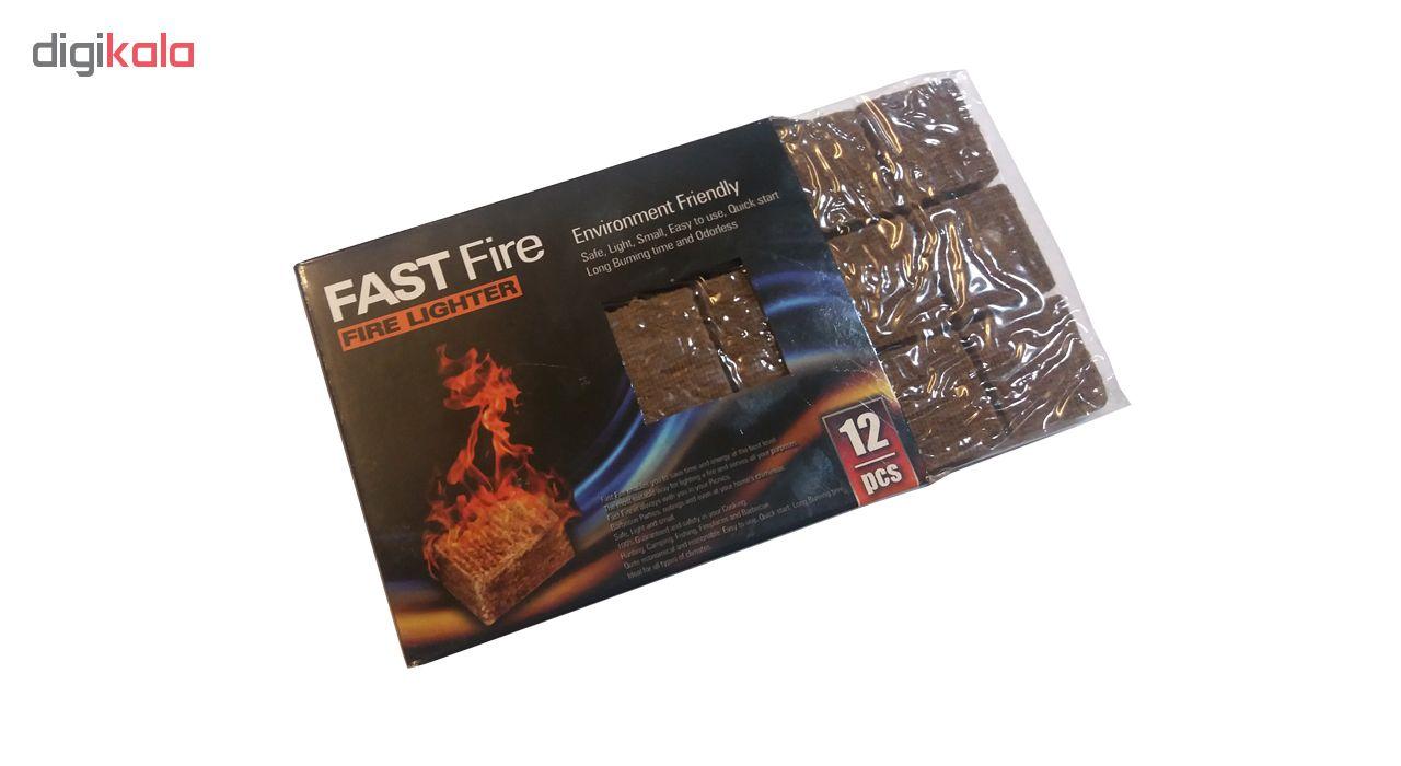 آتشزنه قست فایر  مدل  T12 بسته 12 عددی main 1 1