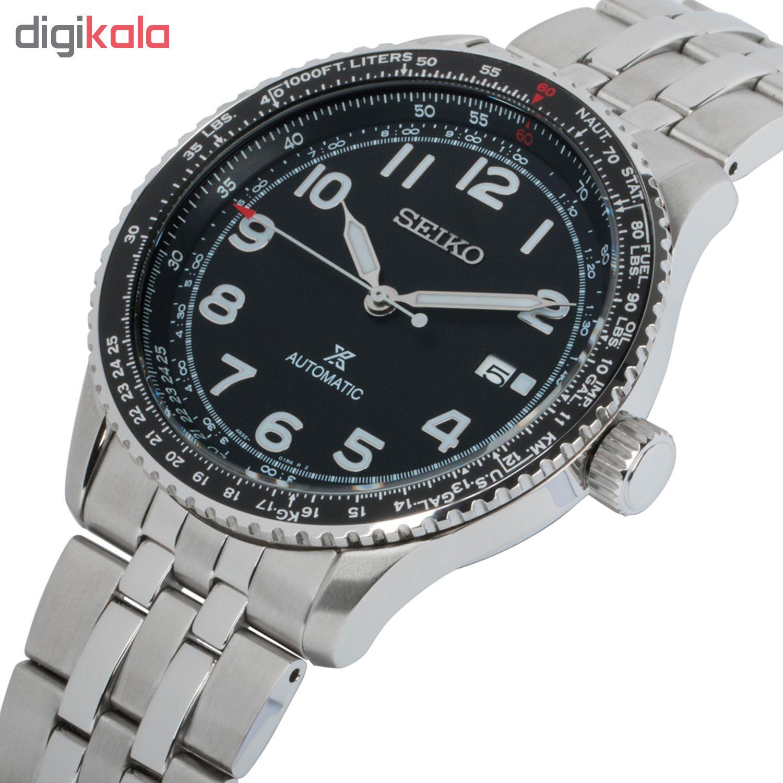 خرید ساعت مچی عقربه ای مردانه سیکو مدل SRPB57K1