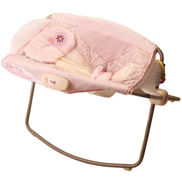 تخت و گهواره فیشر پرایس مدل Deluxe