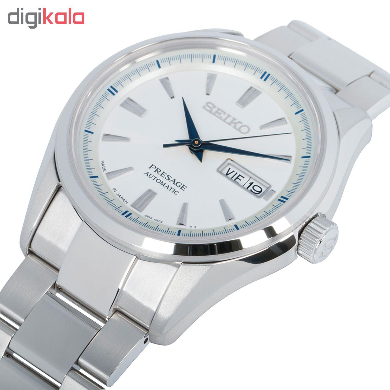 خرید ساعت مچی عقربه ای مردانه سیکو مدل SRPB69J1S | ساعت مچی
