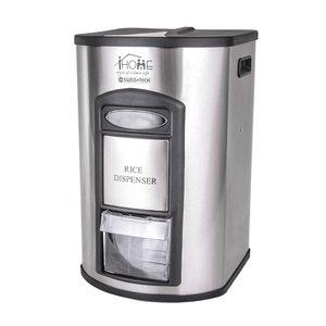 سطل برنج پیمانه دار 20 لیتری آی هوم مدل IH-366