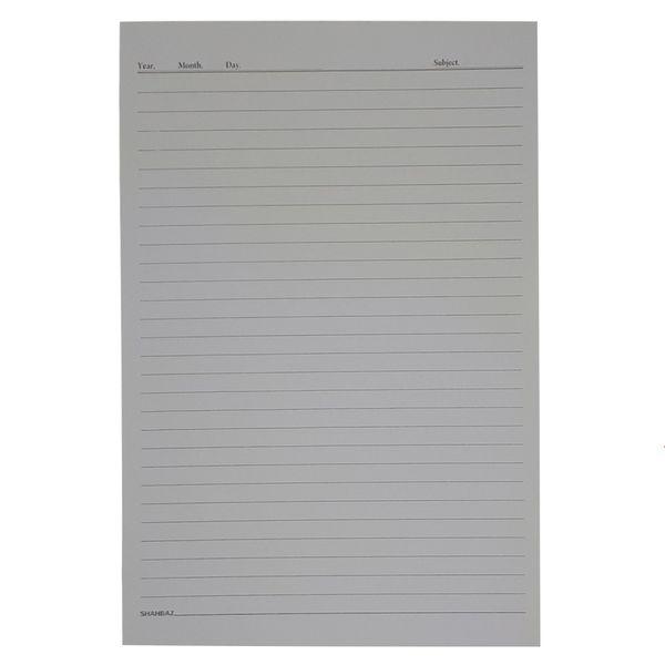 کاغذ A4 خط دار شهباز کد Y50 بسته 50 عددی