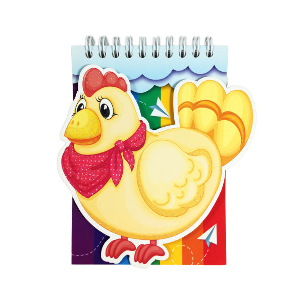 دفتر یادداشت هانی مدل kho