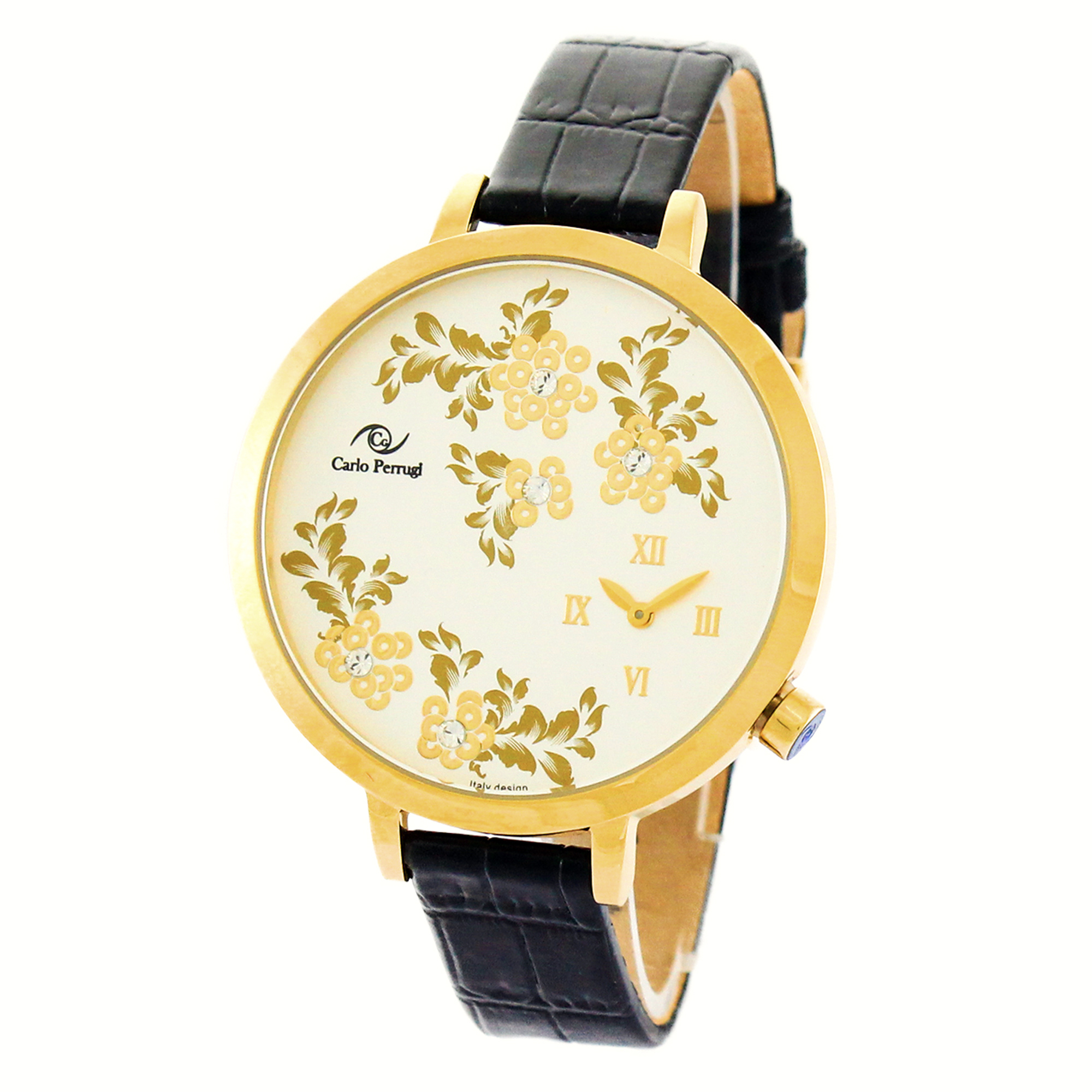ساعت مچی عقربه ای زنانه کارلو پروجی مدل CG3006-2 28