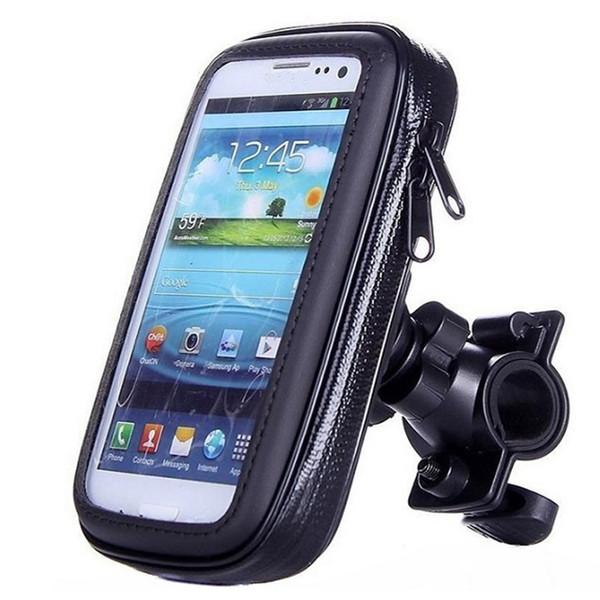 پایه نگه دارنده گوشی موبایل مدل  WRB مناسب برای موتور و دوچرخه