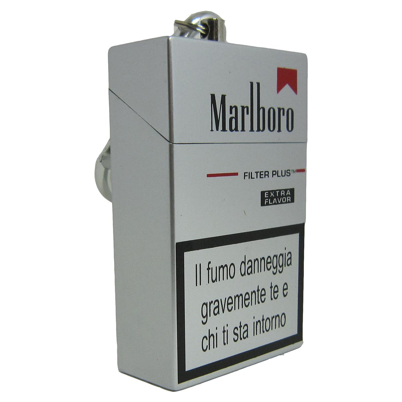 زیر سیگاری جیبی مدل Marlboro