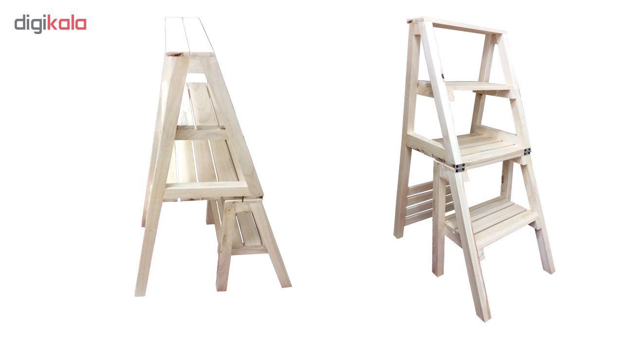 صندلی تاشو مدل نردبانی