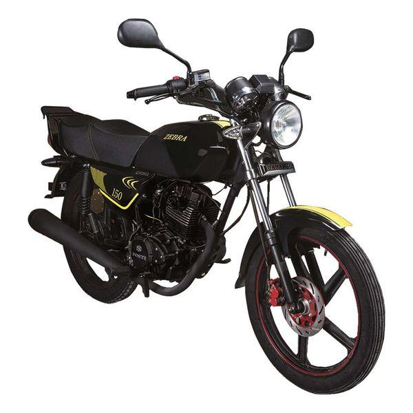 موتورسیکلت زبرا مدل YOSTI سال 97