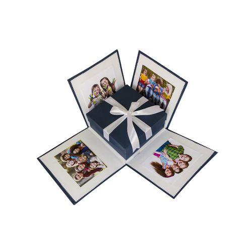 جعبه کادو مدل آلبوم عکس کد 001000000 سایز کوچک
