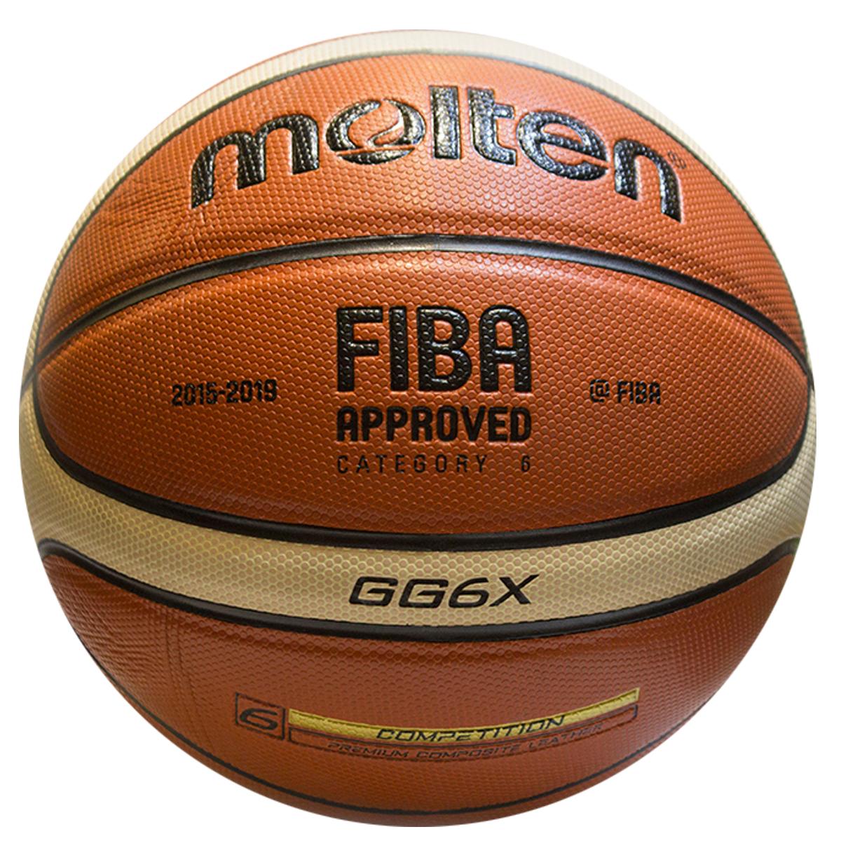توپ بسکتبال مولتن مدل GG6X سایز 6