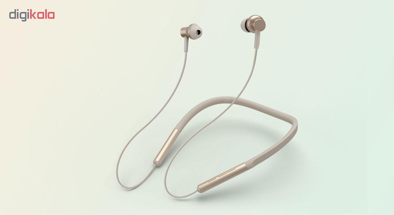هدفون بی سیم شیائومی مدل Mi Bluetooth Neckband main 1 4
