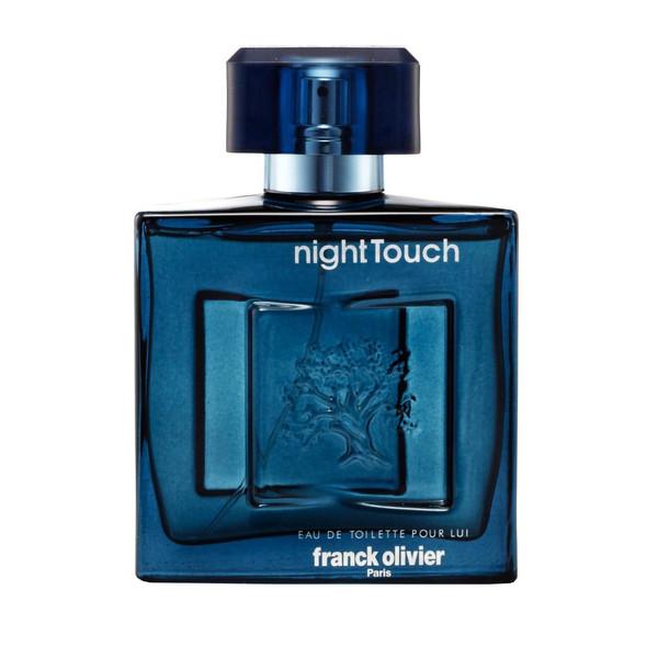 ادوتویلت مردانه فرانک اولیویر مدل night touch حجم 100میلی لیتر