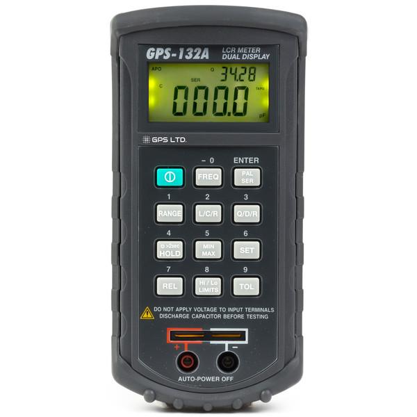 دستگاه  ال سی آر  متر جی پی اس لیمیتد مدل GPS-132A