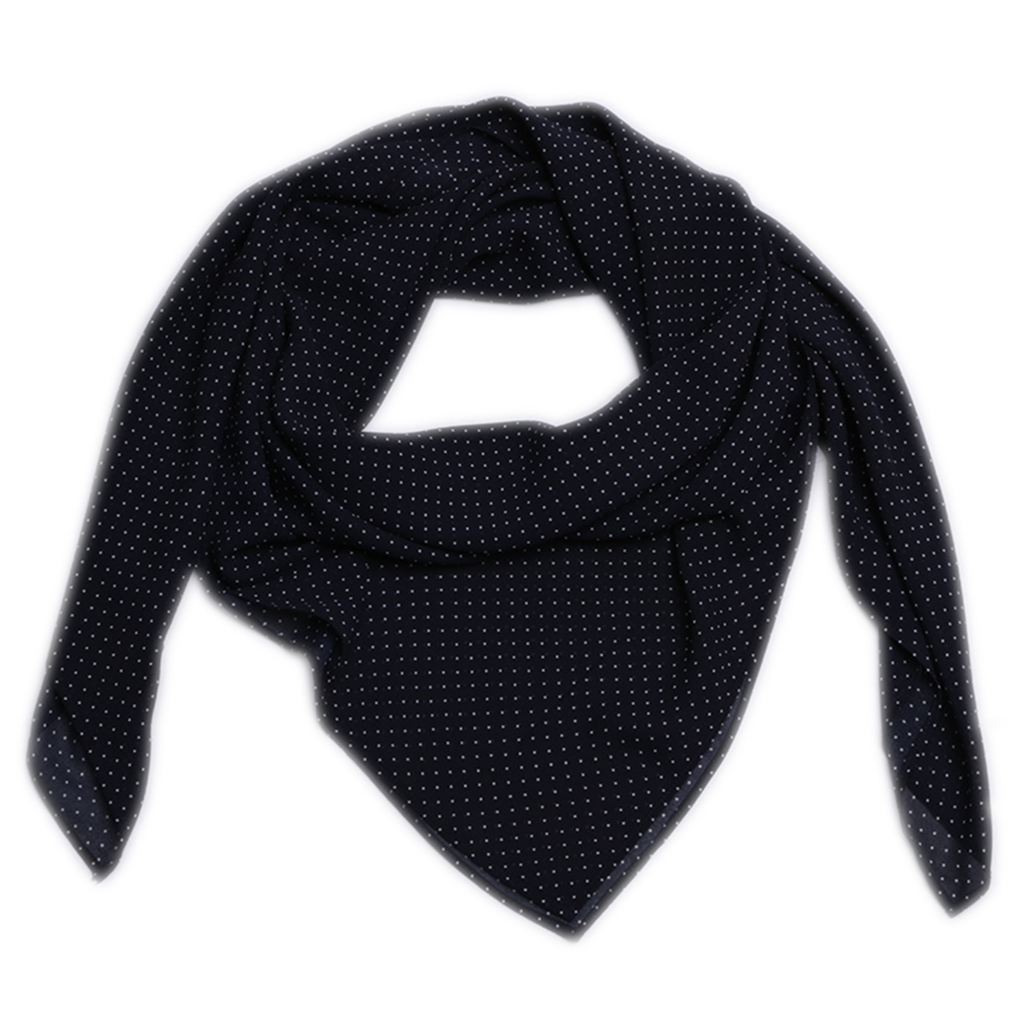 روسری حریر شمیم مدل 5074