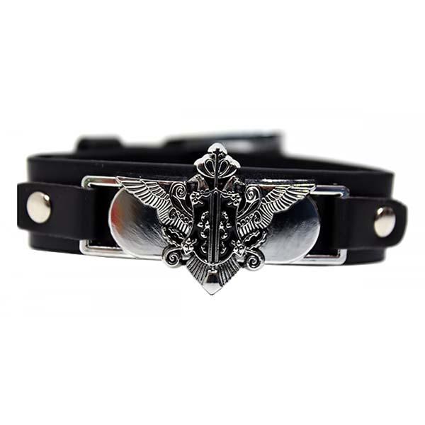 دستبند انیمه ای طرح پیشخدمت سیاه  مدل عقاب