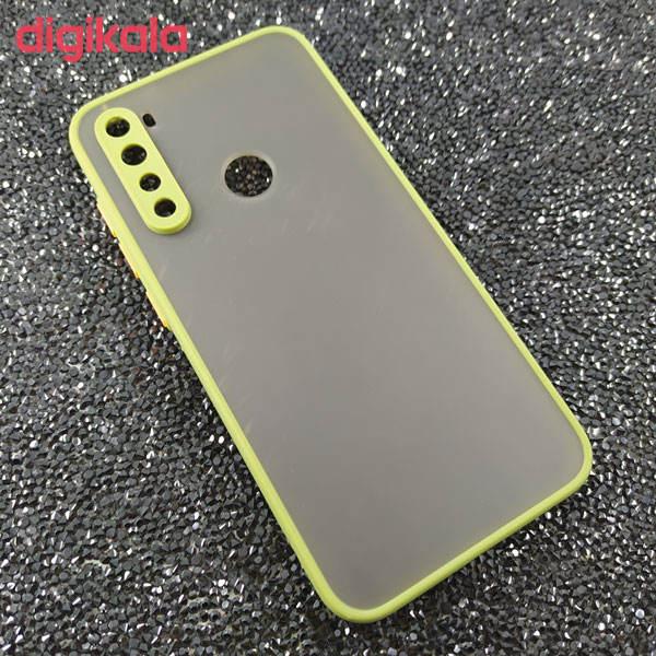 کاور مدل XM222C مناسب برای گوشی موبایل شیائومی Redmi Note 8 main 1 3