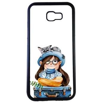 کاور طرح دخترانه کد 0479 مناسب برای گوشی موبایل سامسونگ Galaxy a5 2017