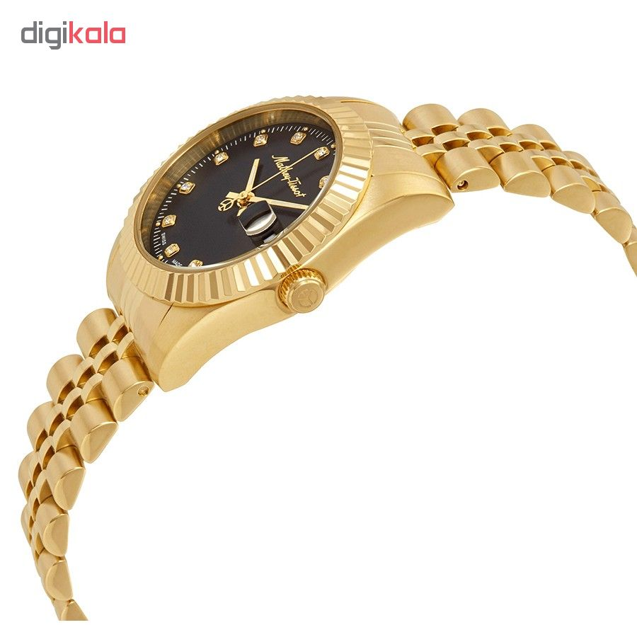 ساعت زنانه برند متی تیسوت مدل D810PN