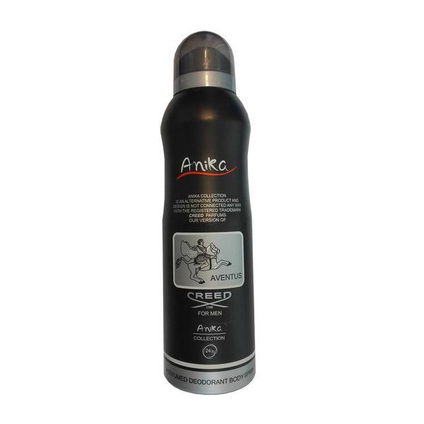 be78271fc مشخصات، قیمت و خرید اسپری بدن مردانه آنیکا مدل Creed aventus حجم 200 ...