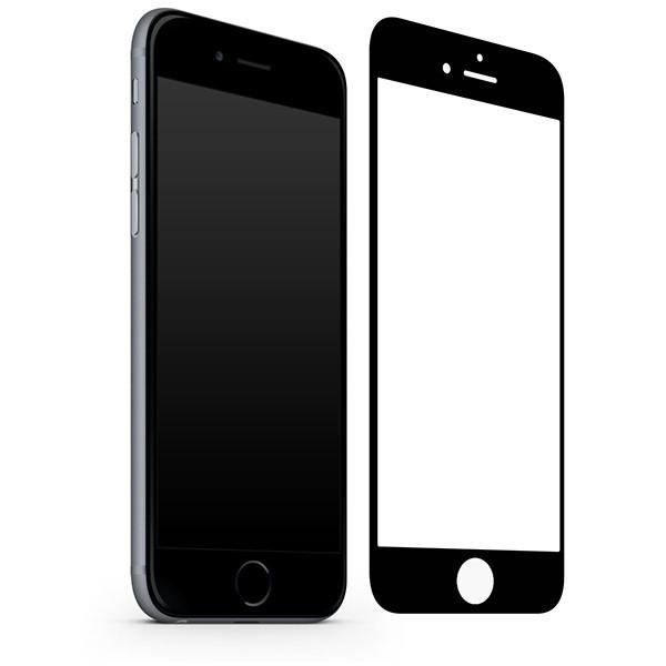 محافظ صفحه نمایش شیشه ای بنوو مدل تمام چسب مناسب برای گوشی آیفون 6s