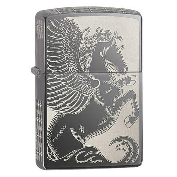 فندک زیپو مدل Pegasus کد 28802