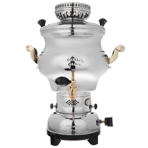 سماور گازی آپولون مدل ماری ظرفیت 5 لیتر