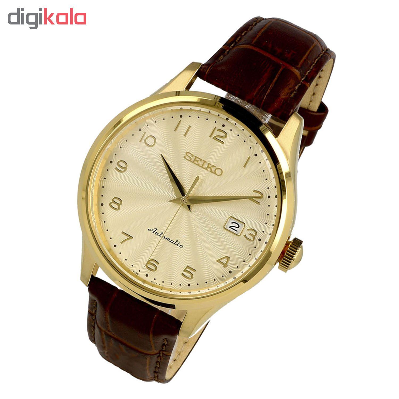 خرید ساعت مچی عقربه ای مردانه سیکو مدل SRPC22K1