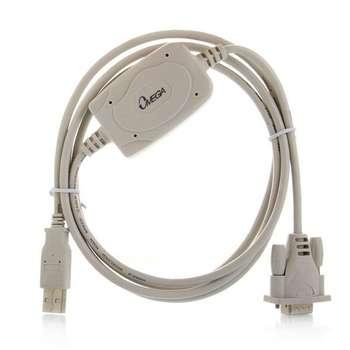 کابل تبدیل USB به سریال RS232 امگا مدل USR2309