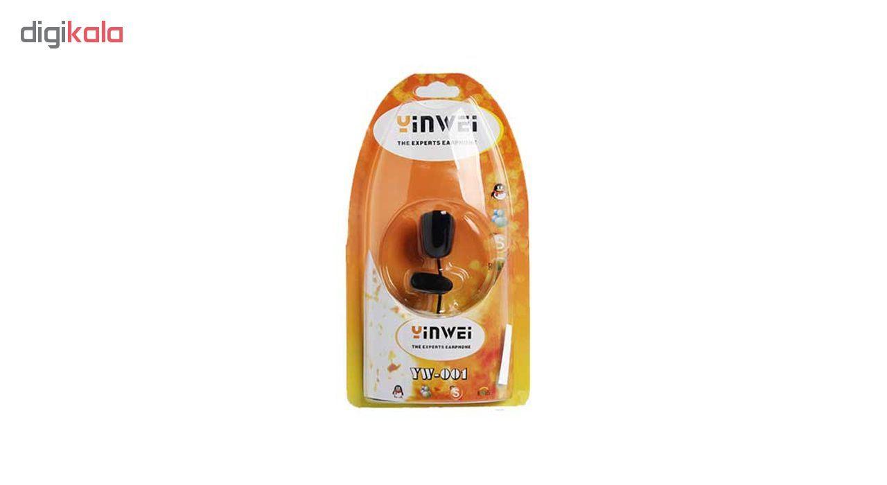 میکروفون یقه ای این وی مدل YW-001 main 1 2