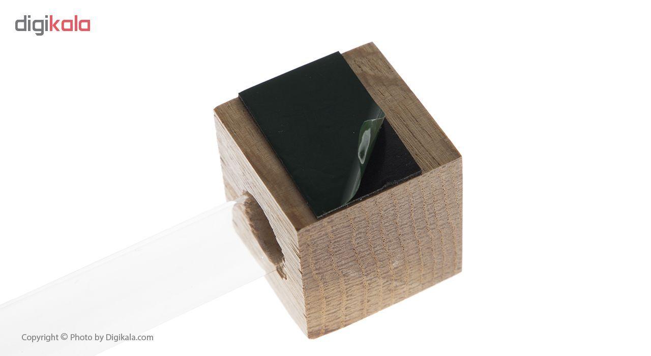 گلدان اورست وود مدلG301 بسته 3 عددی  main 1 3
