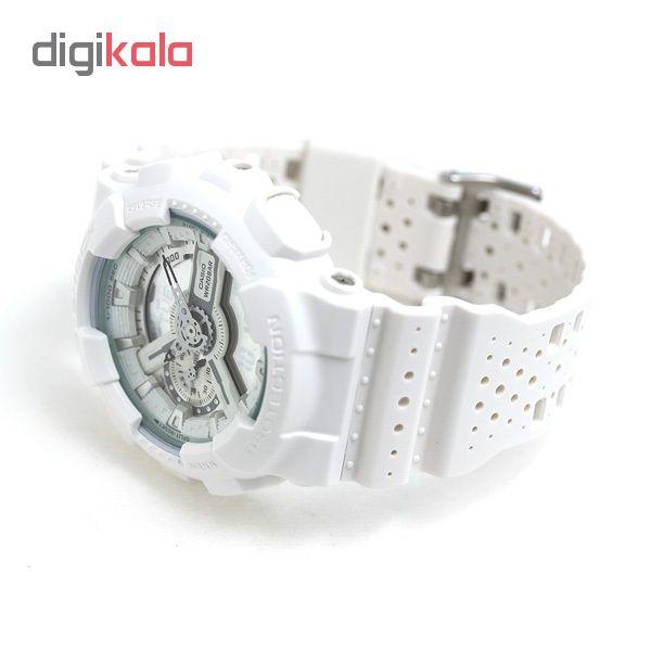 خرید ساعت مچی عقربه ای مردانه کاسیو GA-110LP-7ADR