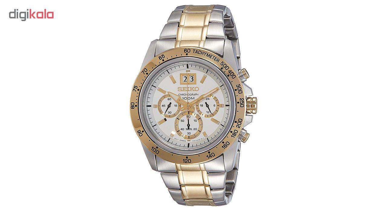خرید ساعت مچی عقربه ای مردانه  سیکو مدل SPC228P1