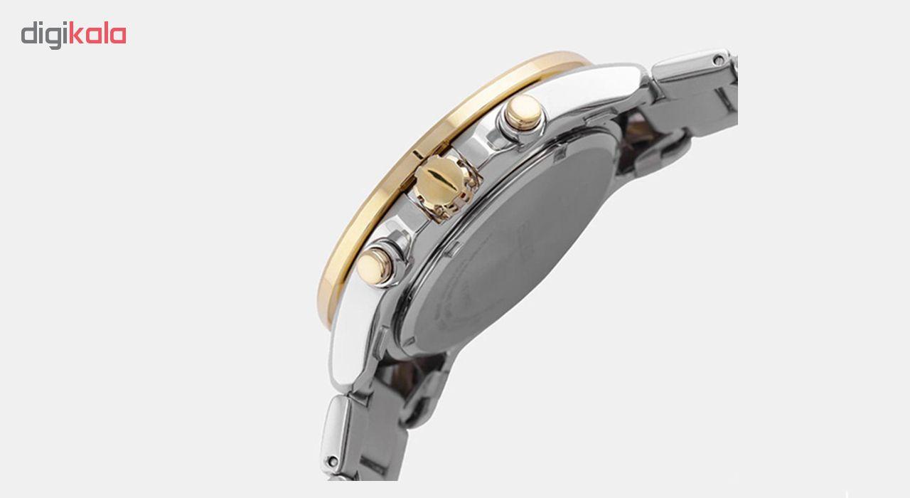 ساعت مچی عقربه ای مردانه  سیکو مدل SPC228P1
