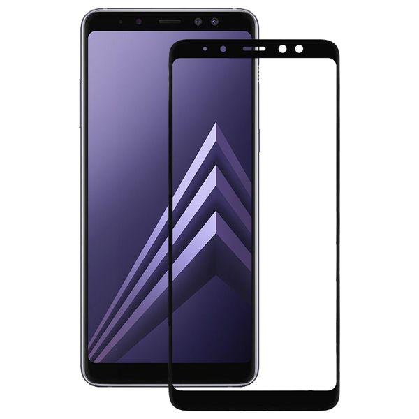 محافظ صفحه نمایش 5D  مدل D-24  مناسب برای گوشی موبایل سامسونگ Galaxy A7 2018