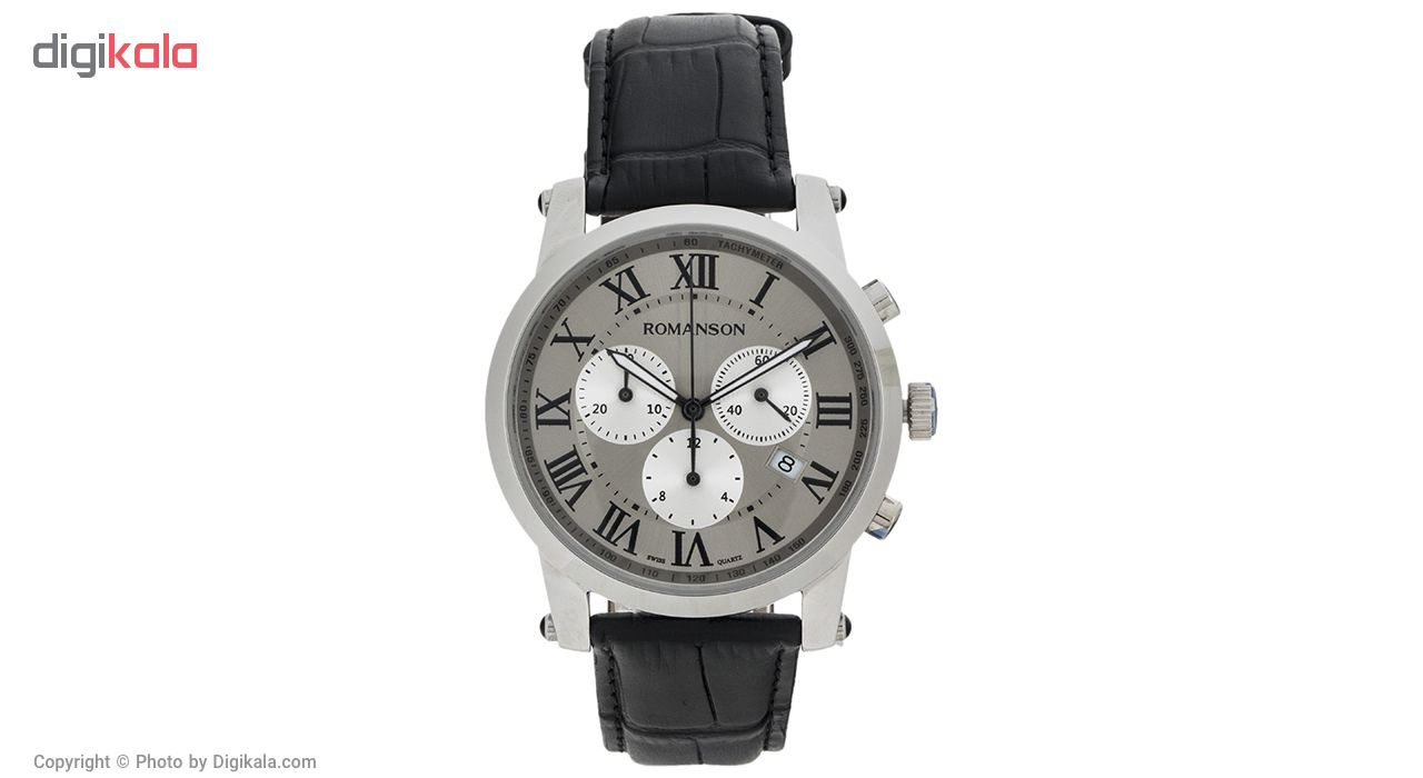 خرید ساعت مچی عقربه ای مردانه رومانسون مدل TL0334PM1WBA5B