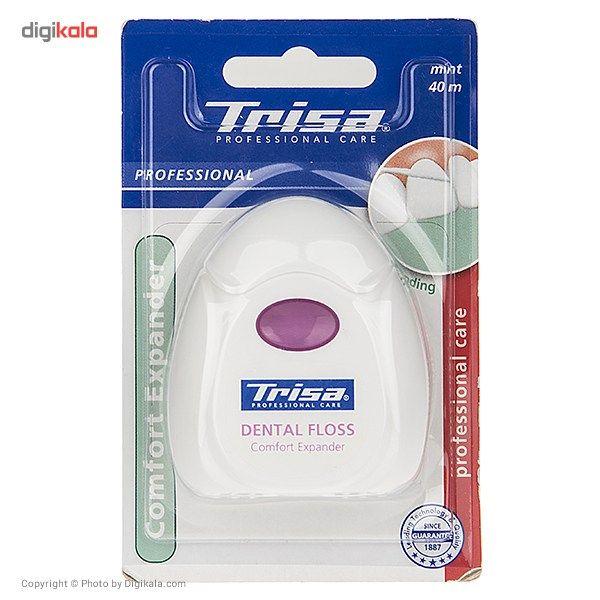 نخ دندان تریزا سری Professional  مدل Comfort Expender